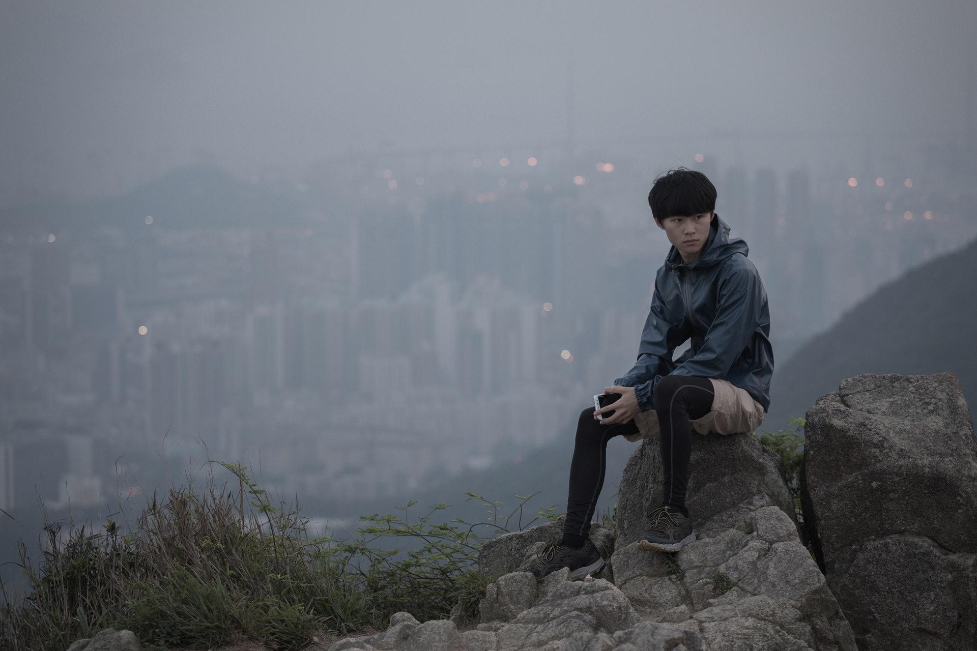 Kelvin Yuen在6年前開始行山影相,在香港山野練習各種攝影技巧。(由受訪者提供)