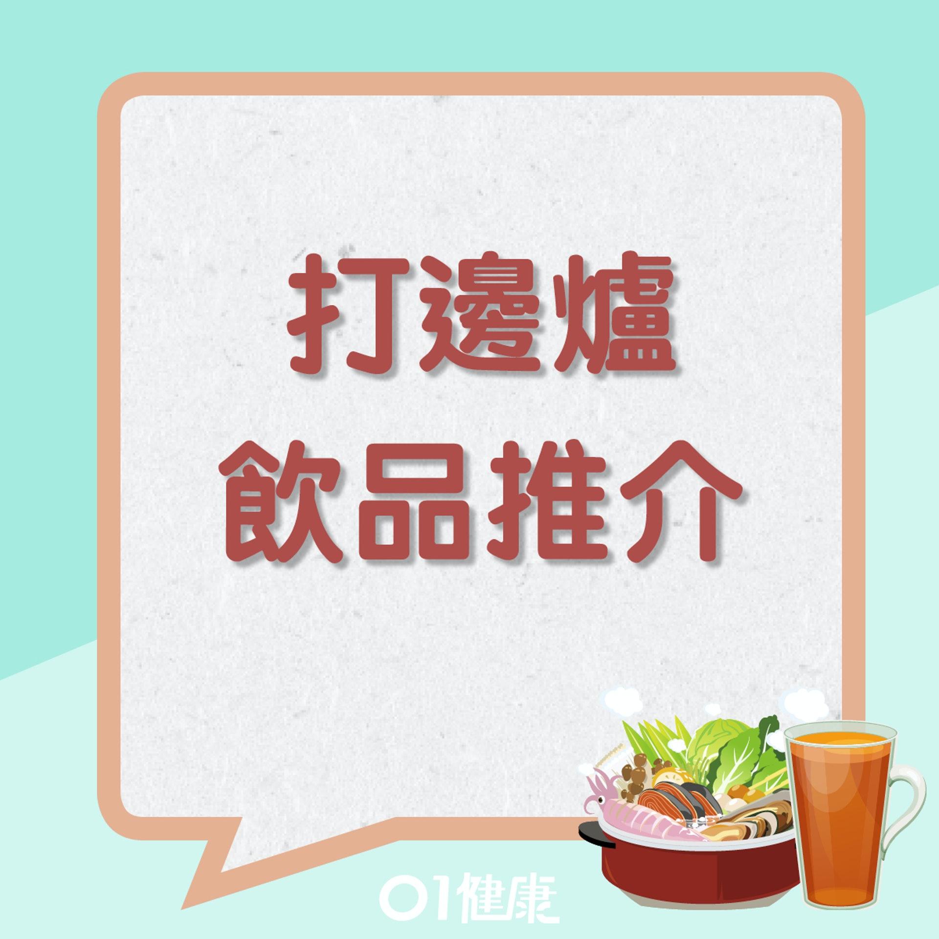 低糖、低卡飲品(01製圖)
