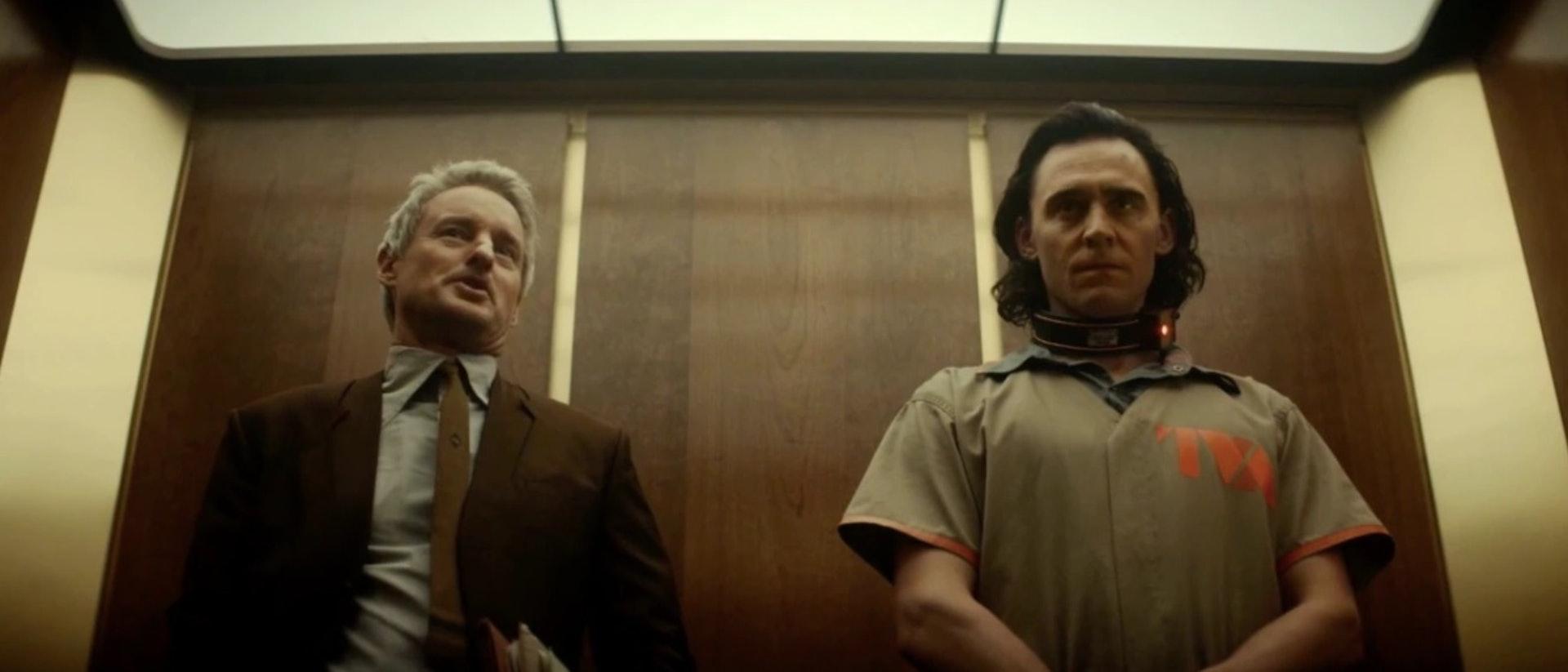 洛基影集亦推出首預告,完美銜接《復仇者聯盟4︰終局之戰》佢消失一幕。(影片截圖)