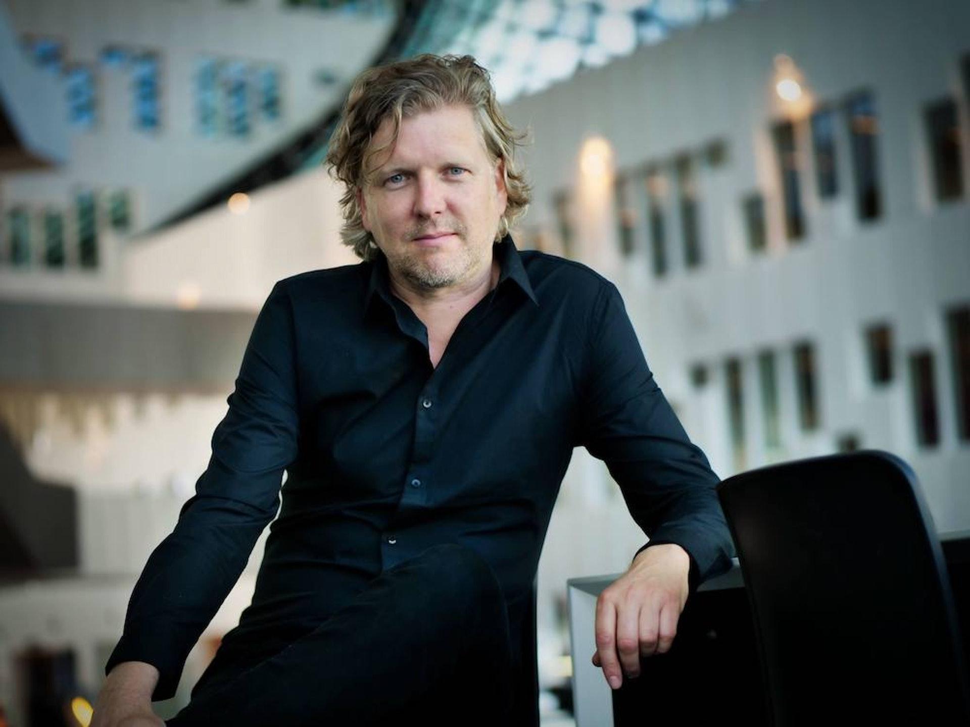 荷蘭建築師Koen Olthuis(i29 Studio)