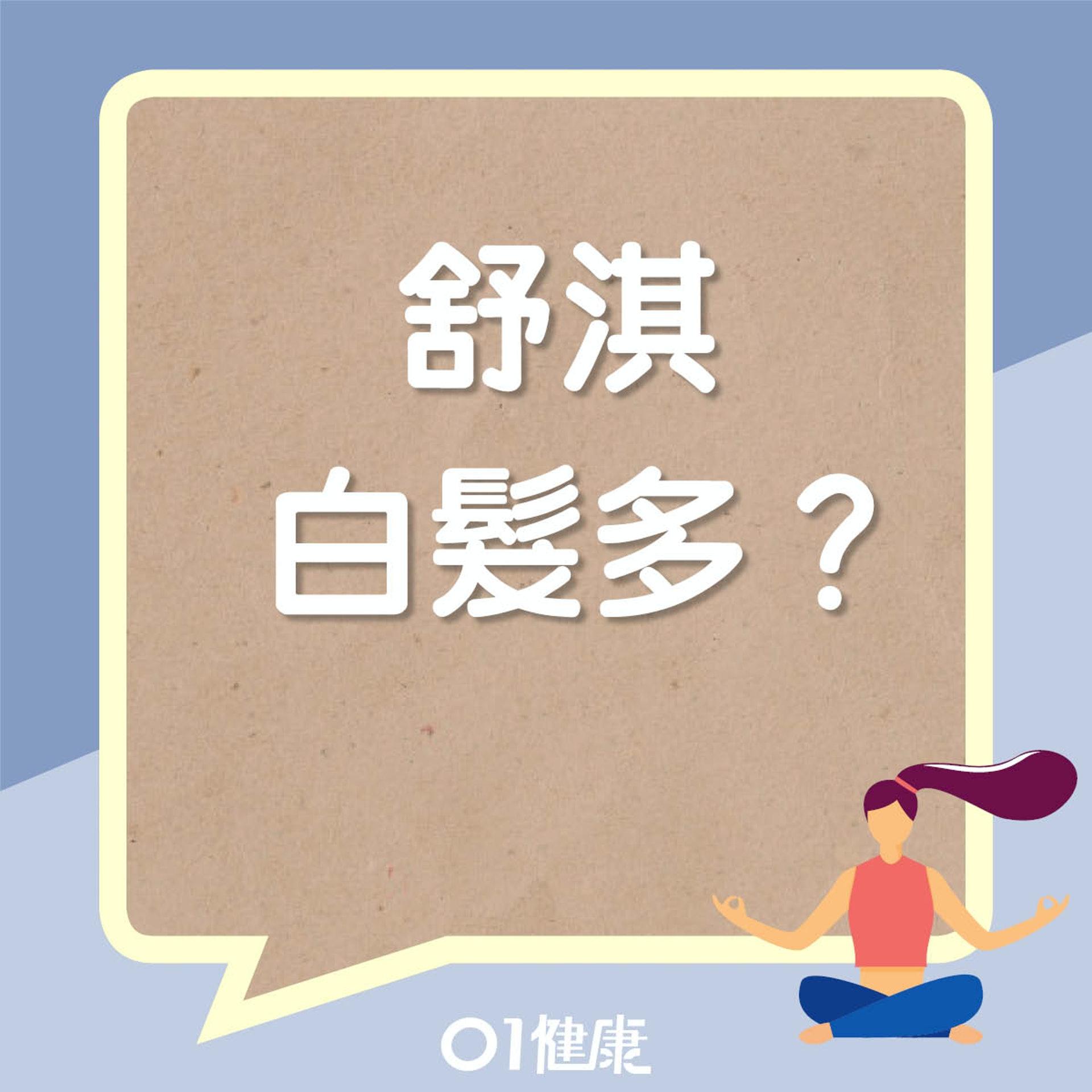 舒淇生白頭髮(01製圖)