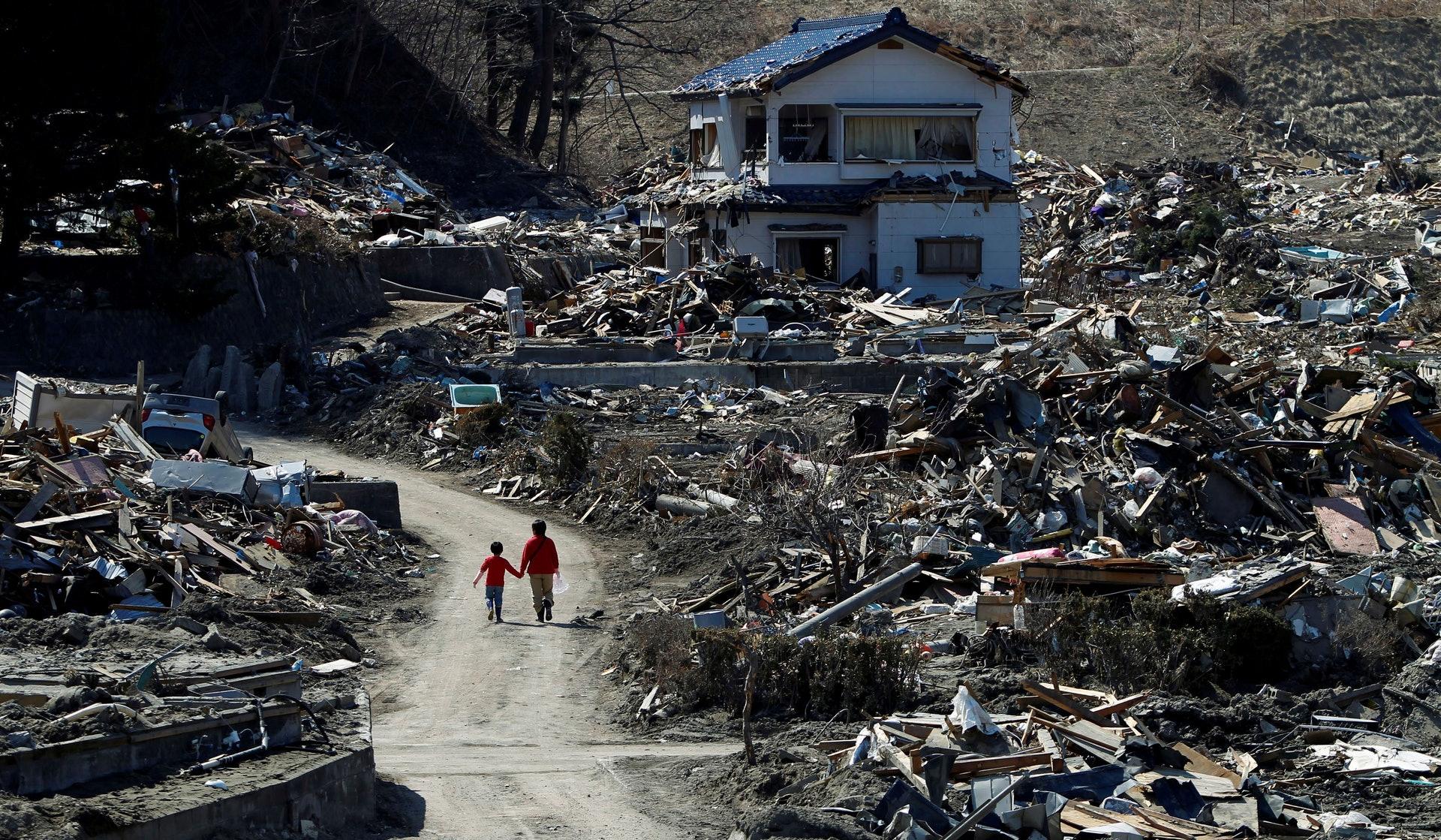 東日本 大 地震
