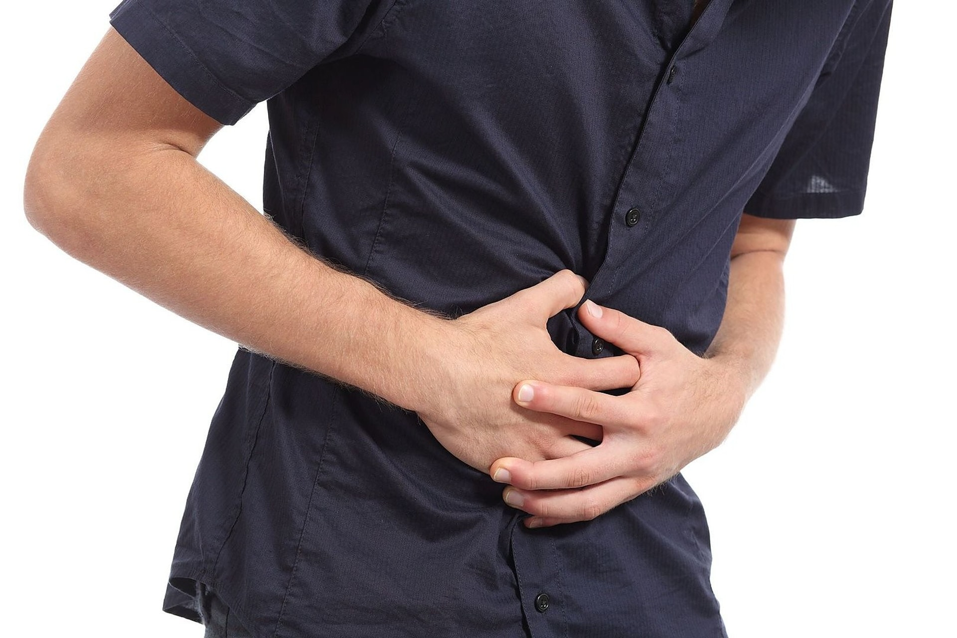 胃癌跟胃潰瘍的症狀非常相似,如果服藥多天都不見成效,應盡早進行胃鏡檢查。(圖片:health.udn)