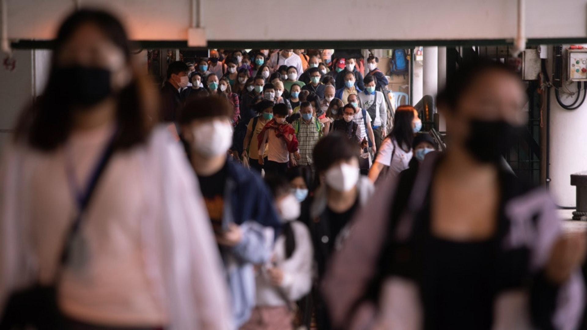 香港是全球壓力指數最高的城市之一,急促的生活節奏及壓迫感,令無數香港人身體經常出現各式各樣的小毛病。(圖片:HK01)