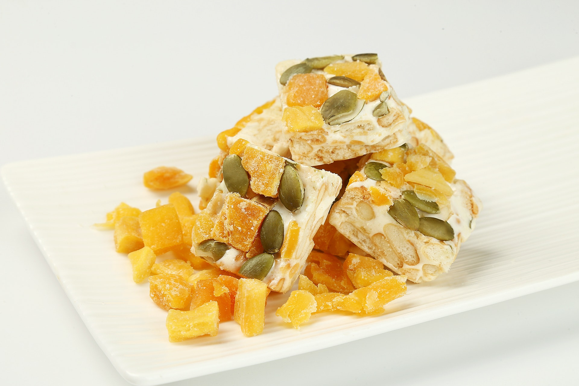 雪花酥 - 芒果味(140g)