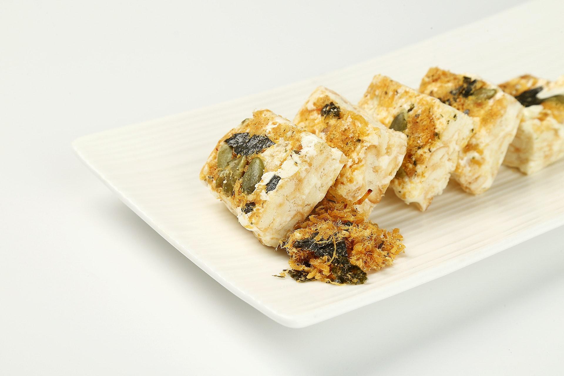 雪花酥 - 海苔肉鬆味(140g)