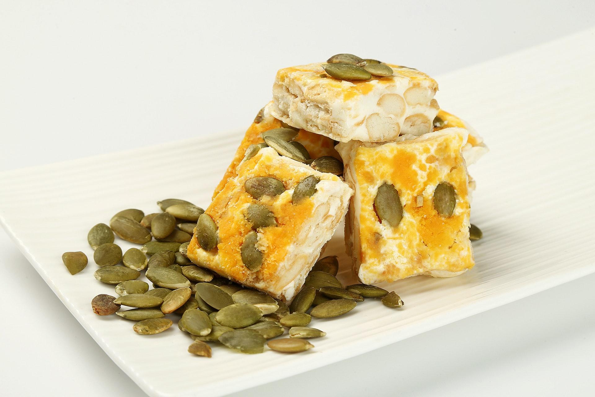 雪花酥 - 鹹蛋黃味(140g)