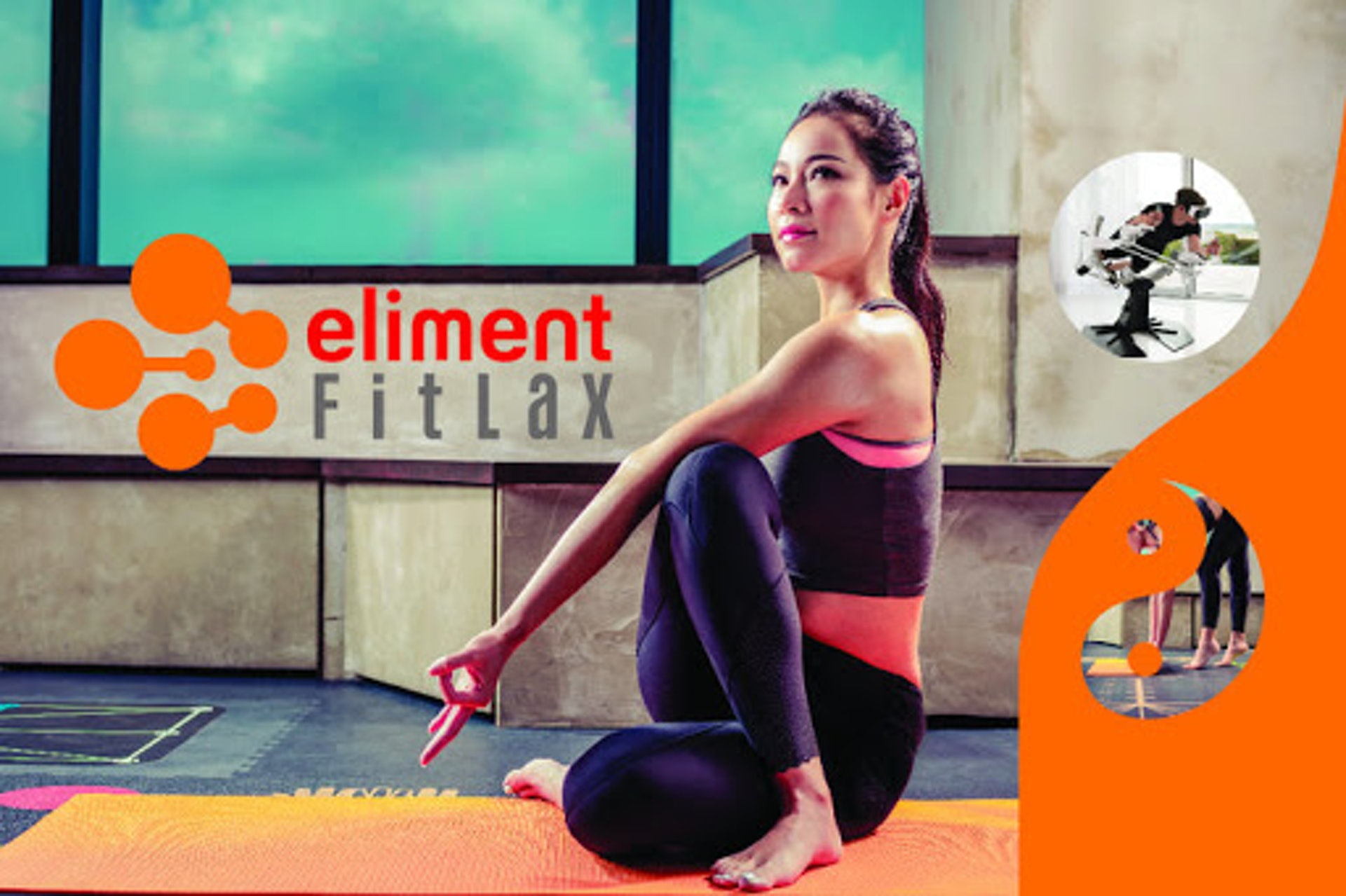 二獎:Eliment Fitlax 14天 Day Pass尊貴會籍 + 2 節個人健身教練指導課程