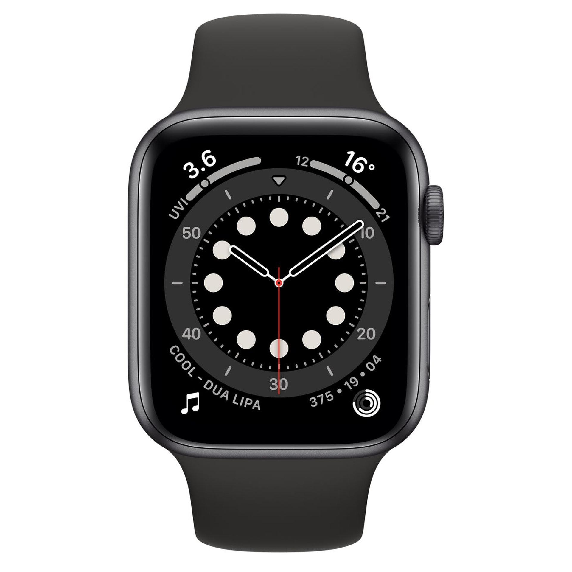 二獎:Apple Watch 6(價值$3,199)
