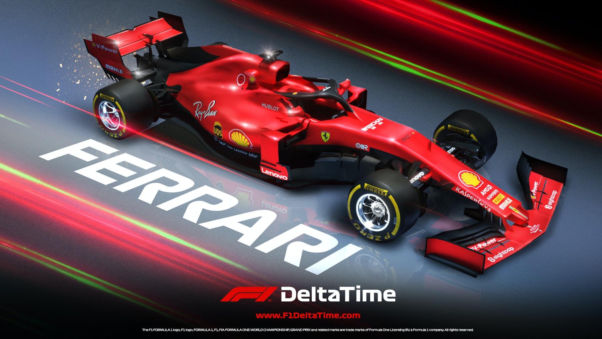 F1 Delta Time的遊戲資產,全部可透過NFT進行買賣。(Animoca Brands提供)