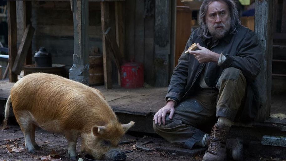 尼古拉斯基治新片化身「豬界John Wick」 為愛豬踏上復仇之路