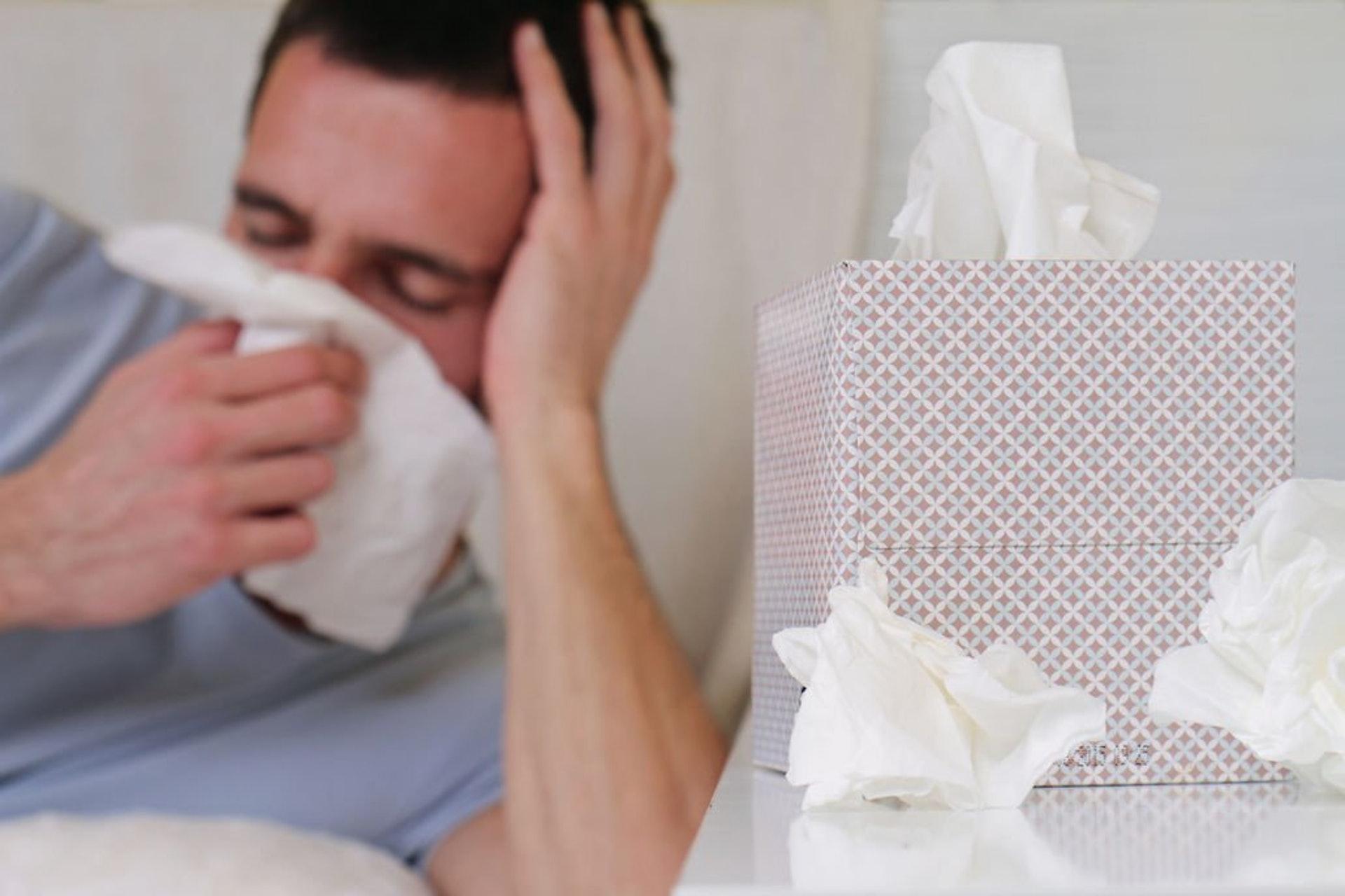 醫師建議,想要根治鼻敏感,在夏天的三伏天及冬天的三九天堅持進行天灸,可相得益彰。(圖片:esquirehk)