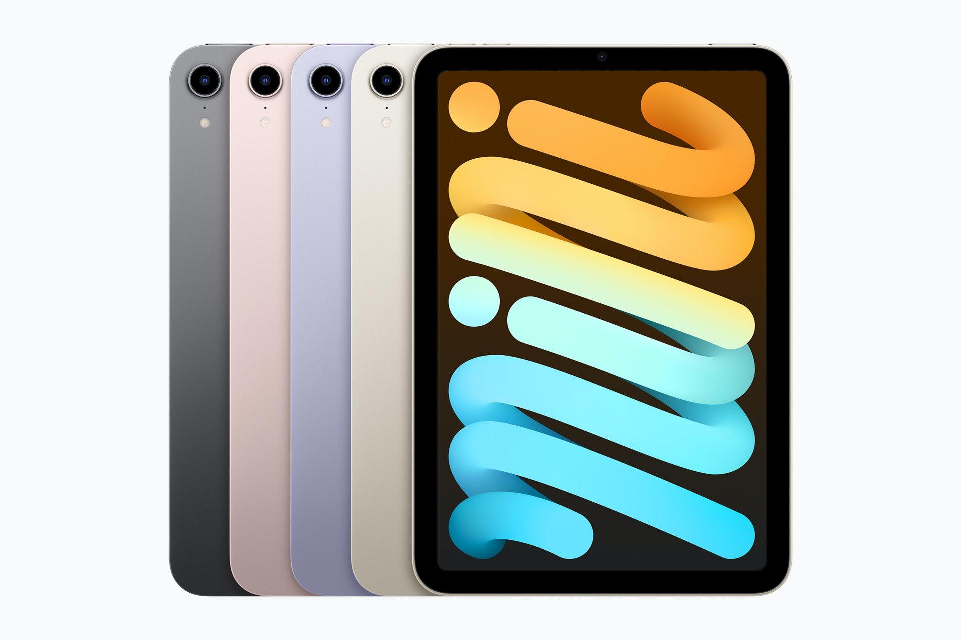 iPad mini 6/iPad 9 懶人包|Touch ID加持規格/售價一文睇清