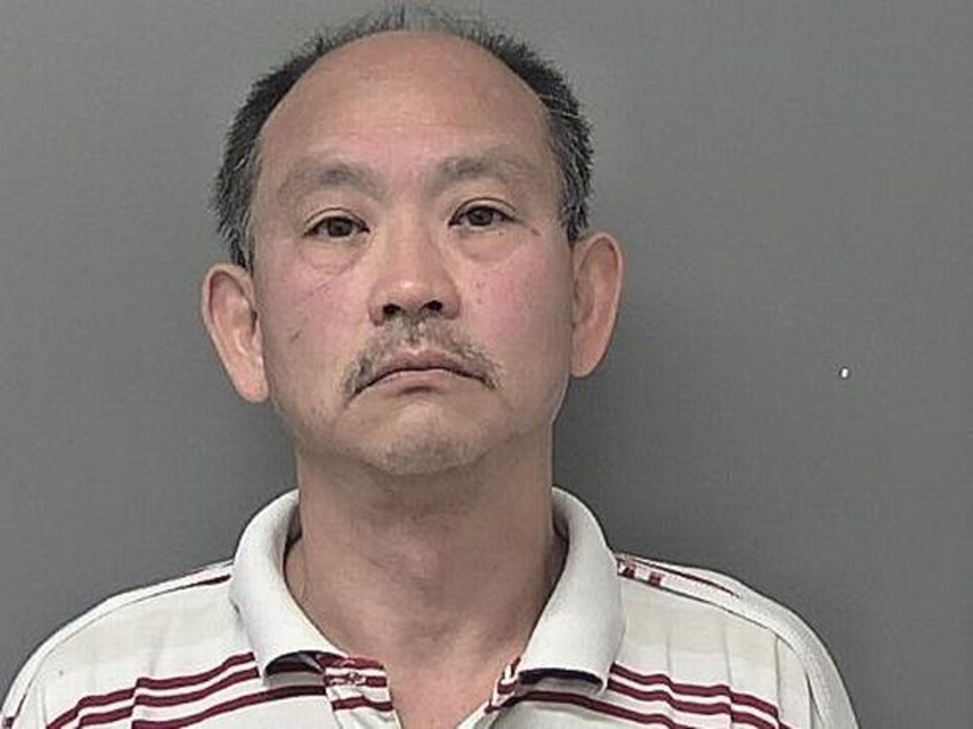 在英涉及強姦3名女子、來自香港的Ken Chik。他被控28項性侵罪,全部罪名成立。(亨伯賽德郡警方照片)