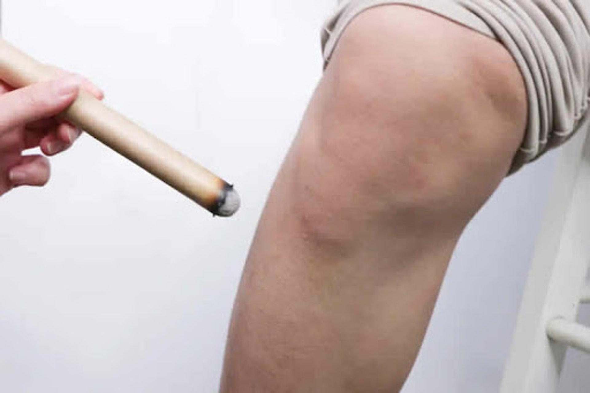 「寒露灸」有助將陽氣堅固在體內,藏陽禦寒,更可紓緩天涼的關節痛症。(圖片:aijiutop)