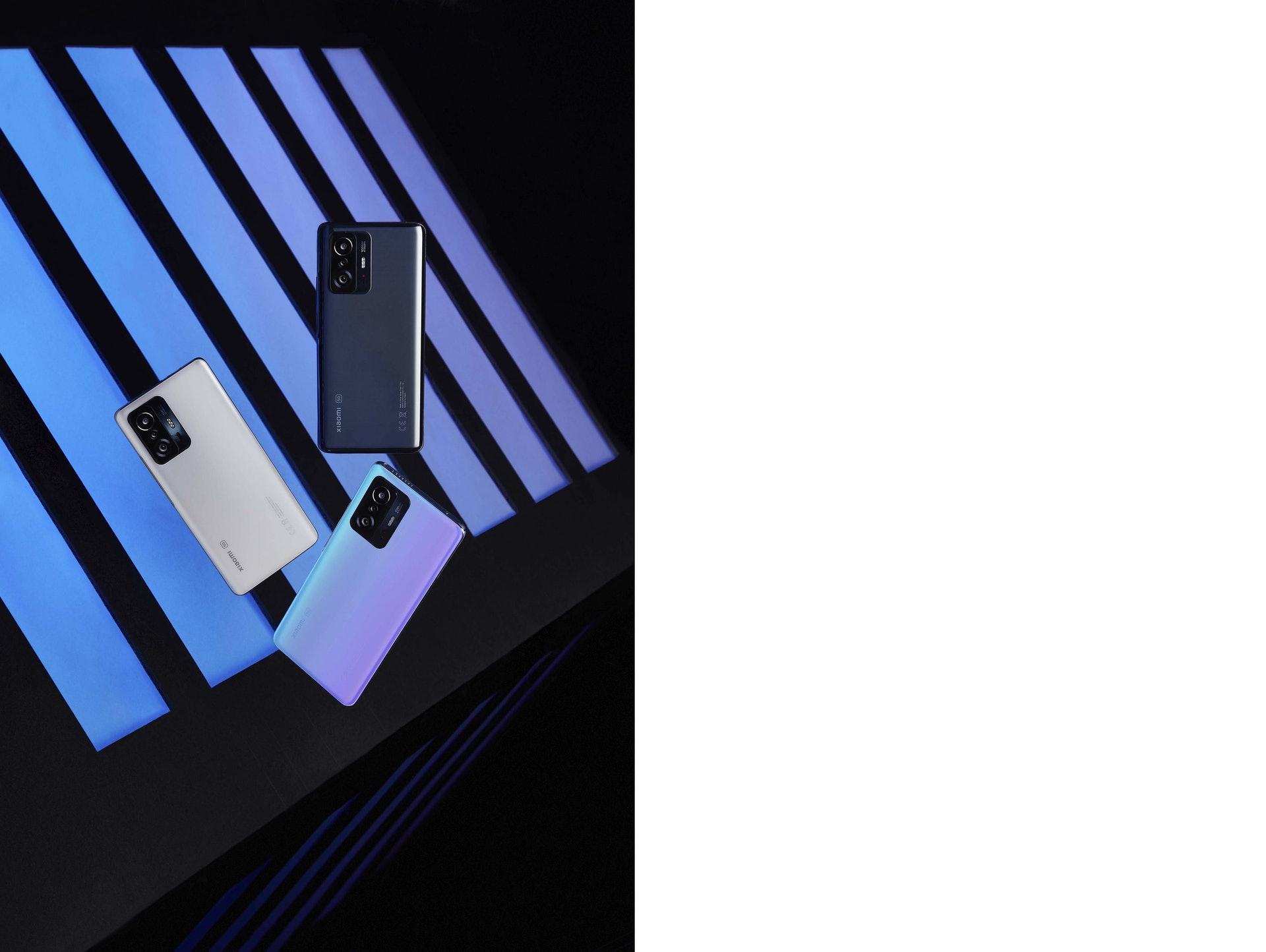 Xiaomi 11T的外觀、120Hz 6.67吋高清屏幕都與Xiaomi 11T Pro一模一樣,盡享高品質影音娛樂。