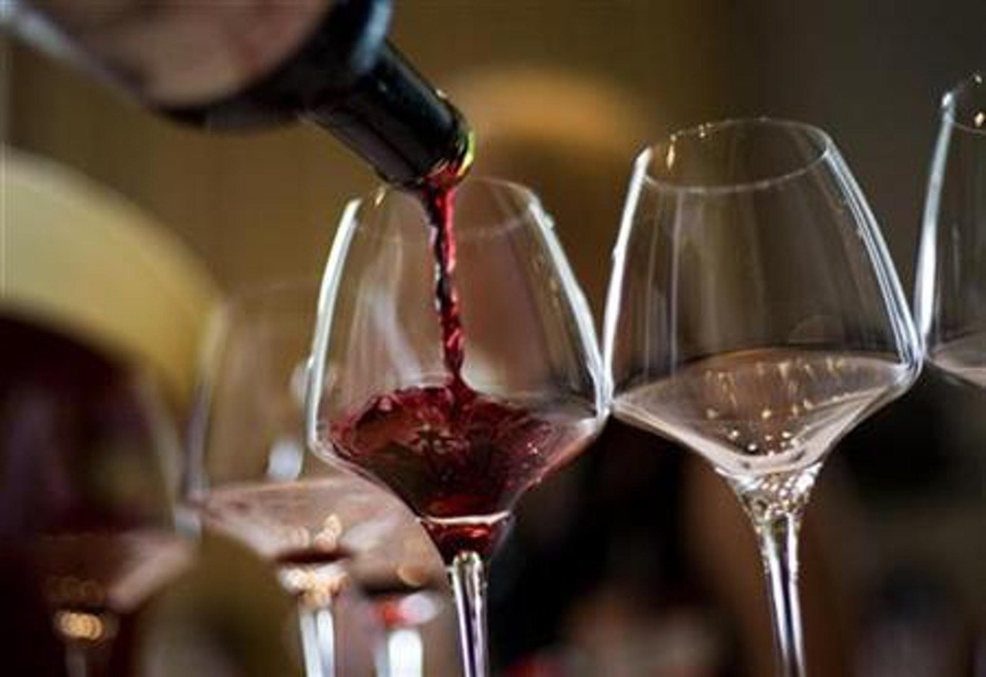 8月18日,中國商務部宣布對原產於澳洲的葡萄酒進行反傾銷調查。 (Reuters)