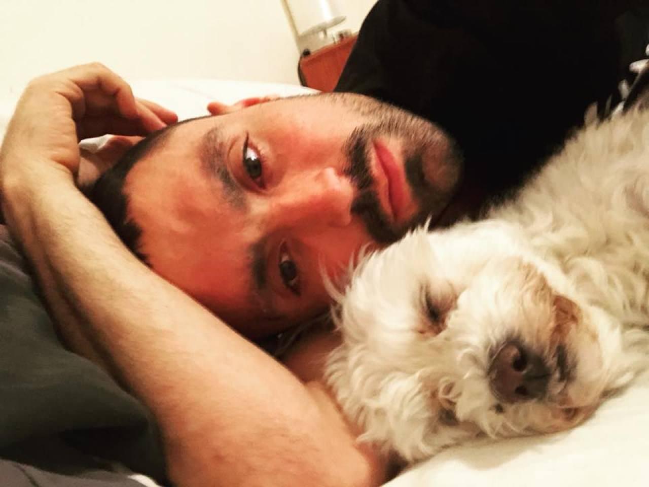 小狗Snooki在Joey生命最重要時刻出現,可算是拯救了他的人生。(受訪者提供)