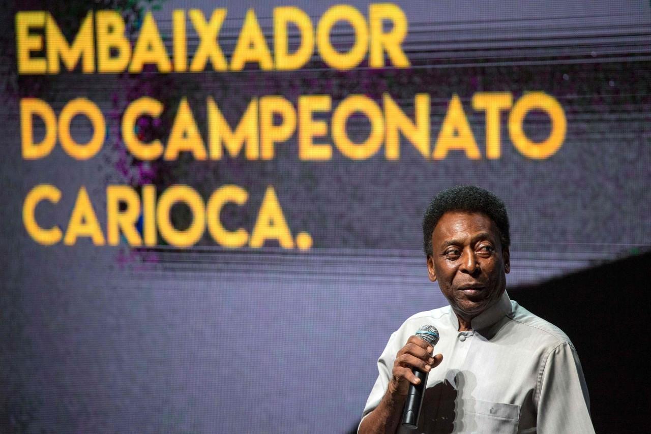 贝利看好巴西是今届世界杯夺冠热门