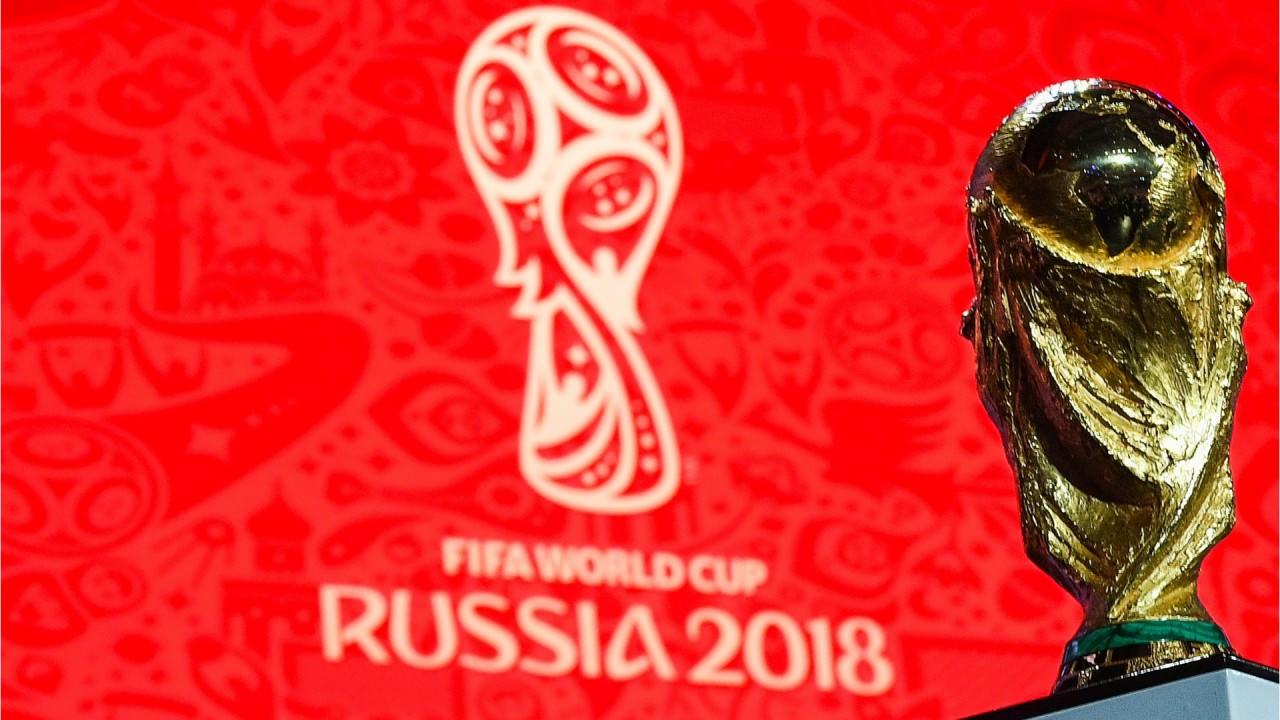 今届世界杯将于6月在俄罗斯举行。