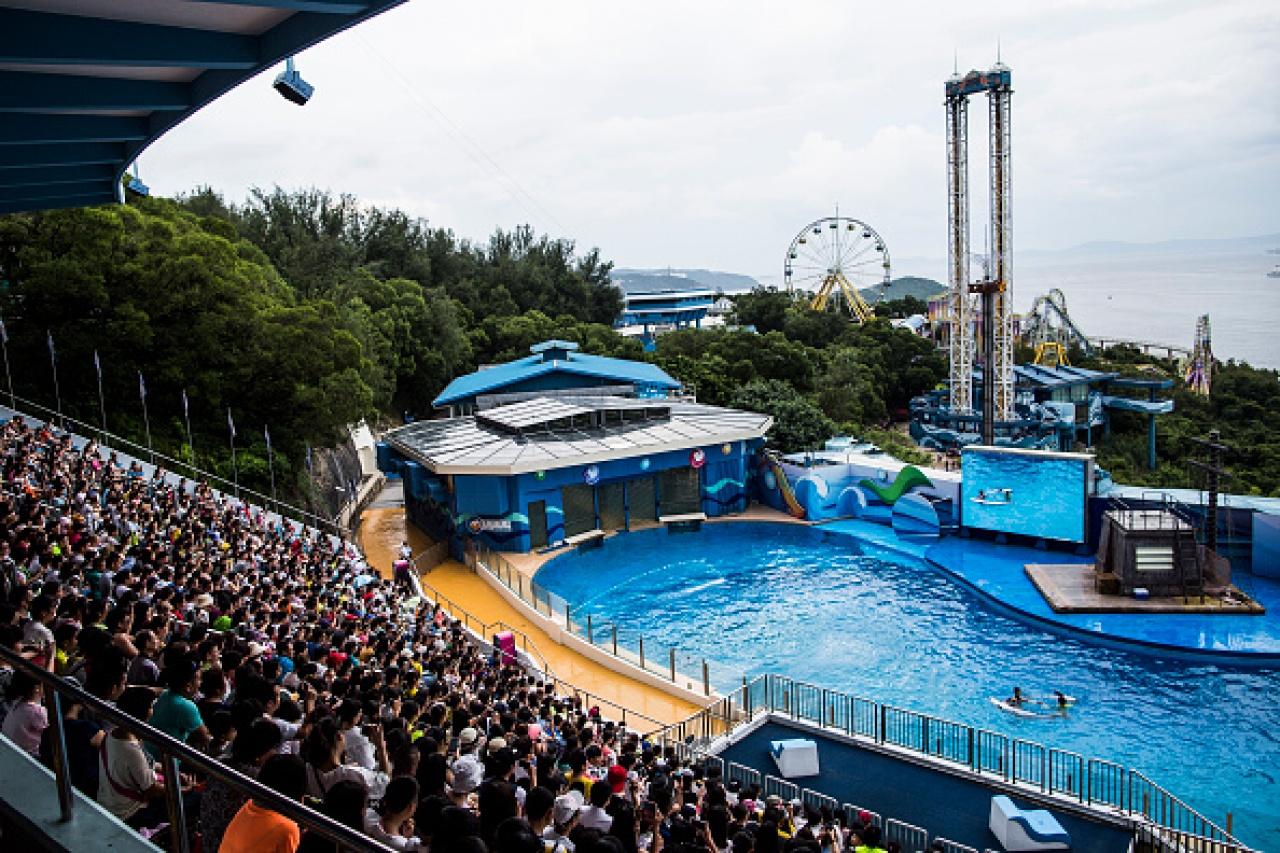 海洋公園 (Getty Images)
