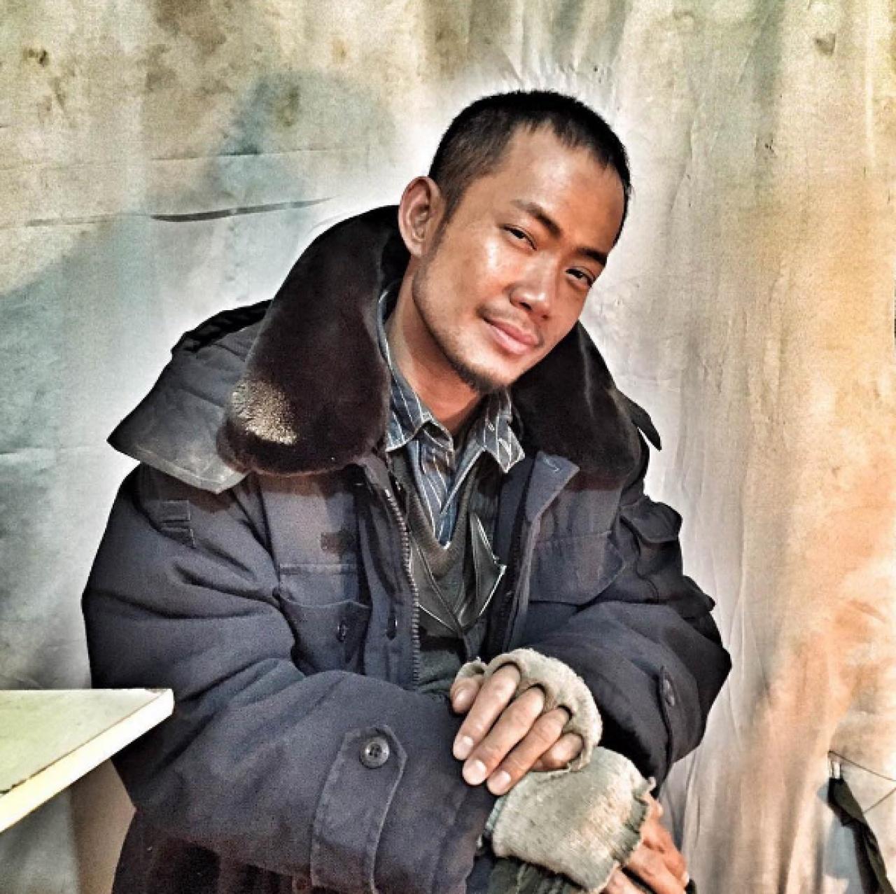 敖嘉年去年拍攝內地電影《盜墓筆記》,為他打開了內地市場。(Instagram圖片)