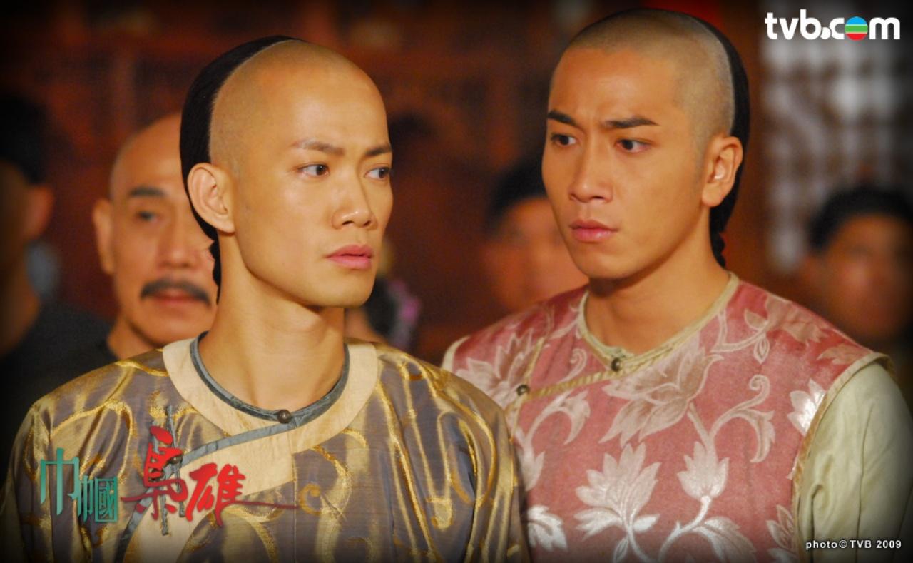 《巾幗梟雄》的二世祖蔣必文,是敖嘉年的成名作,更贏得該年的「飛躍進步男藝員」獎。(網上圖片)