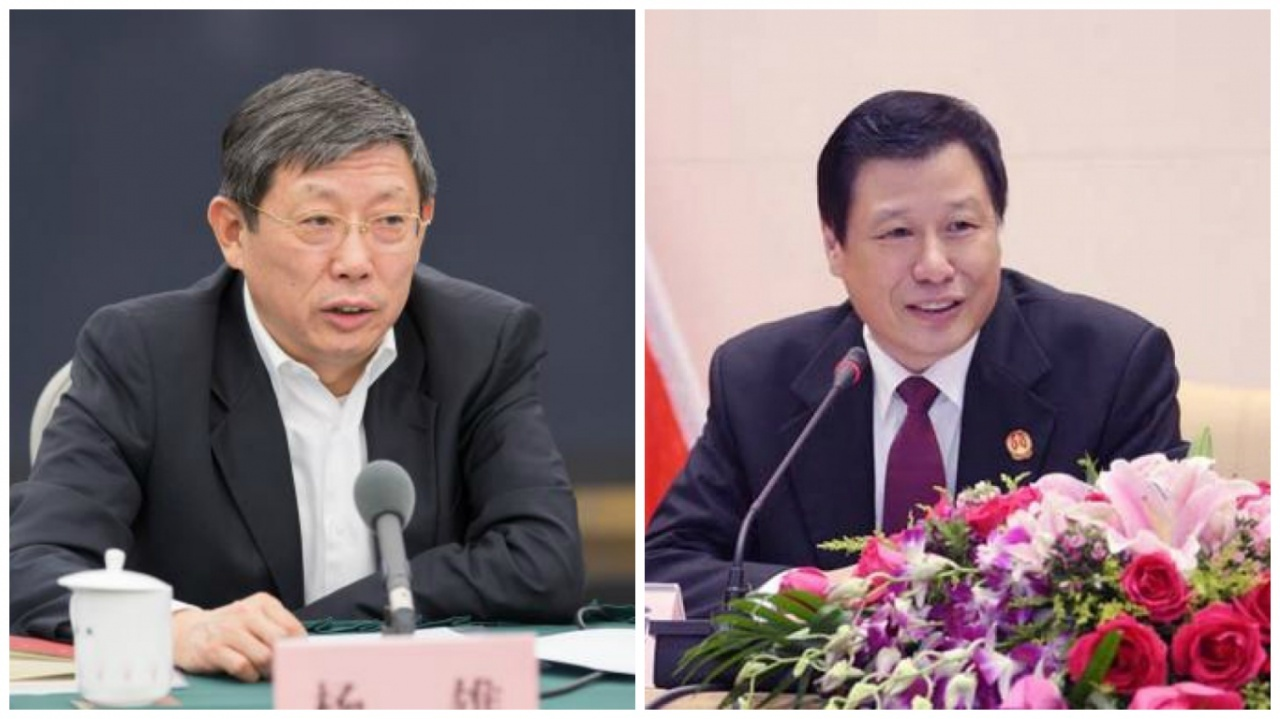 杨雄辞去上海市长职务  副市长应勇或接班