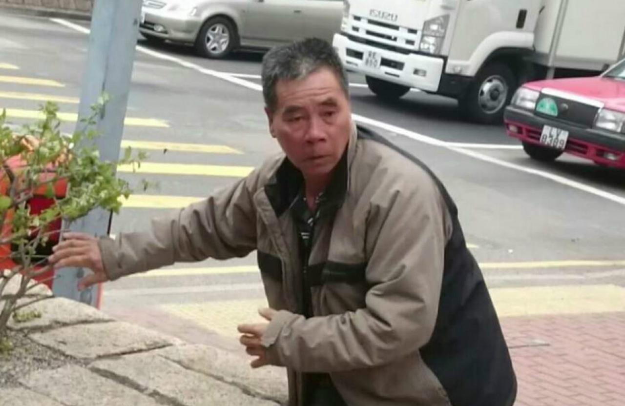 人獸交案被告鍾連輝承認打記者候判。(資料圖片)